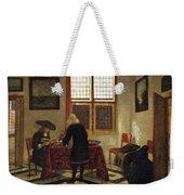 Interior Scene Weekender Tote Bag
