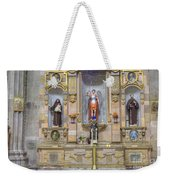 Interior View Of Church In Guanajuato Mexico Weekender Tote Bag