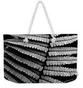 Interlaced Weekender Tote Bag