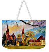 Interlaken Switzerland Weekender Tote Bag