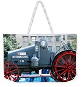 International 8-16 Weekender Tote Bag