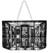 International Center Of Photography, Nyc Weekender Tote Bag