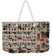 International Gem Tower - 50 W 47th St Building In Nyc Weekender Tote Bag