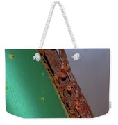 International Green Weekender Tote Bag