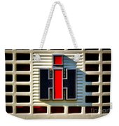 International Harvester Logo Weekender Tote Bag