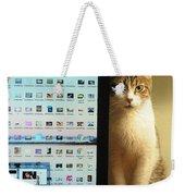 Desktop Security Weekender Tote Bag