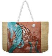 Interplay  - Tile Weekender Tote Bag