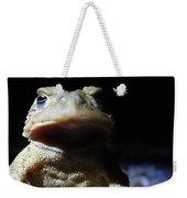 Interrogation Of A Toad Weekender Tote Bag