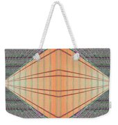 Intersect Weekender Tote Bag