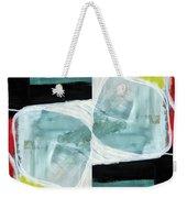 Intersection 37 Part 2- Art By Linda Woods Weekender Tote Bag