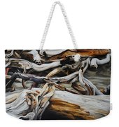Intertwined Weekender Tote Bag by Chris Steinken
