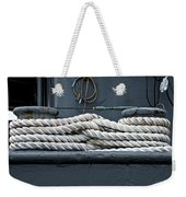Intertwined Weekender Tote Bag