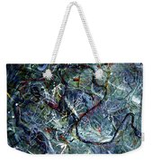 Intertwining Paths Weekender Tote Bag