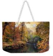 Intimate Autumn Weekender Tote Bag