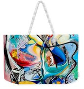 Intimate Glimpses - Journey Of Life Weekender Tote Bag