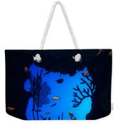 Into Another World Weekender Tote Bag