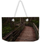 Into Audubon Corkscrew Swamp Sanctuary Weekender Tote Bag