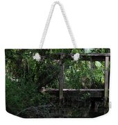 Into Green Weekender Tote Bag