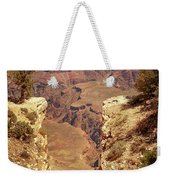 Into The Canyon Weekender Tote Bag by Susan Rissi Tregoning