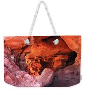Into The Cave Weekender Tote Bag