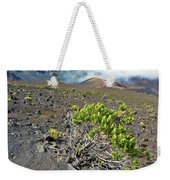 Into The Crater Weekender Tote Bag