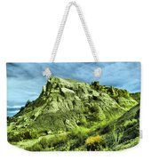 Into The Crazy Bisti Weekender Tote Bag