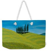 Into The Cypress Land Weekender Tote Bag