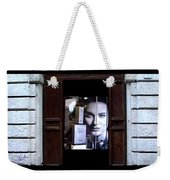 Into The Doorway Weekender Tote Bag