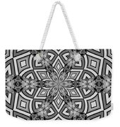 Into The Floral Weekender Tote Bag