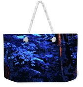 Into The Forest Of Night Weekender Tote Bag