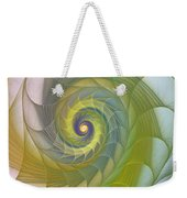 Into The Inner Kingdom Weekender Tote Bag