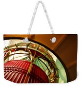 Into The Lighthouse Weekender Tote Bag