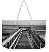 Into The Marsh  Weekender Tote Bag