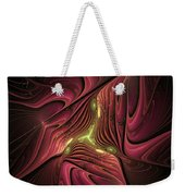 Into The Matrix Weekender Tote Bag