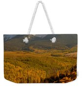 Into The Mountains Weekender Tote Bag