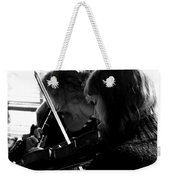 Into The Music Weekender Tote Bag