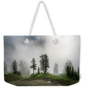 Into The Myst Weekender Tote Bag