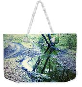 Into The Nothing Weekender Tote Bag