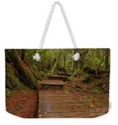 Into The Rainforest Weekender Tote Bag