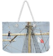 Into The Rigging Weekender Tote Bag