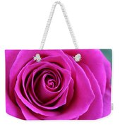 Into The Rose Weekender Tote Bag