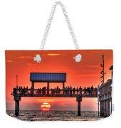 Into The Sea Weekender Tote Bag