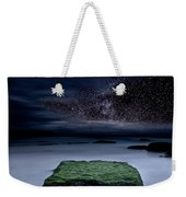 Into The Shadows Weekender Tote Bag
