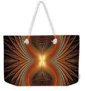 Into The Spider Den Weekender Tote Bag