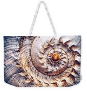 Into The Spiral Weekender Tote Bag