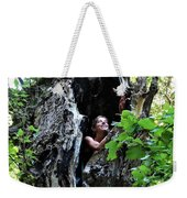 Into The Tree Weekender Tote Bag