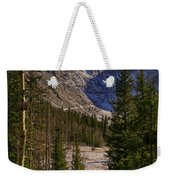 Into The Valley Weekender Tote Bag