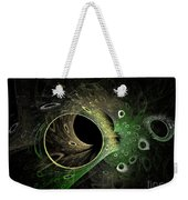 Into The Vortex Weekender Tote Bag