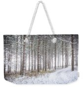 Into The Woods 3 - Winter At Retzer Nature Center  Weekender Tote Bag