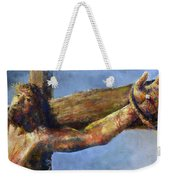 Into Your Hands Weekender Tote Bag